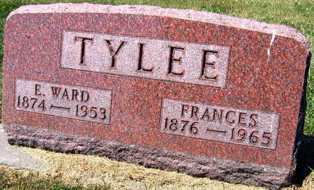 TYLEE, FRANCES - Linn County, Iowa | FRANCES TYLEE