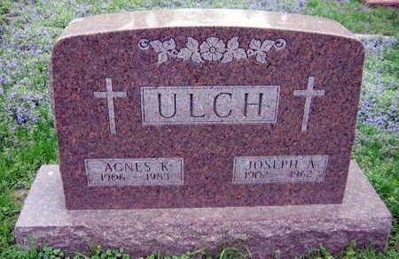 ULCH, JOSEPH A. - Linn County, Iowa | JOSEPH A. ULCH