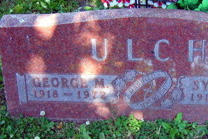 ULCH, GEORGE M. - Linn County, Iowa | GEORGE M. ULCH