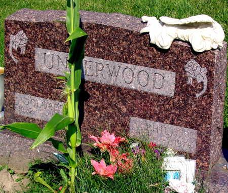 UNDERWOOD, PHIL L. - Linn County, Iowa | PHIL L. UNDERWOOD