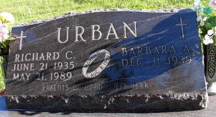 URBAN, RICHARD C. - Linn County, Iowa | RICHARD C. URBAN