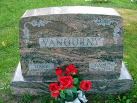 VANOURNY, CHARLEY - Linn County, Iowa | CHARLEY VANOURNY