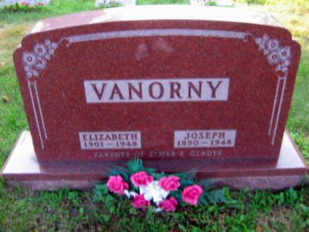 VANORNY, ELIZABETH - Linn County, Iowa | ELIZABETH VANORNY