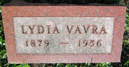 VAVRA, LYDIA - Linn County, Iowa | LYDIA VAVRA