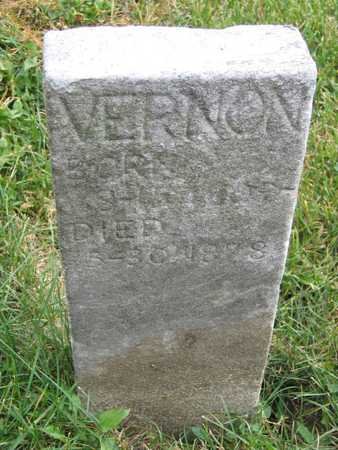 VERNON, JAMES - Linn County, Iowa | JAMES VERNON