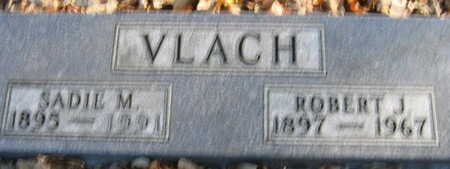 VLACH, ROBERT J. - Linn County, Iowa | ROBERT J. VLACH