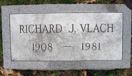 VLACH, RICHARD J. - Linn County, Iowa   RICHARD J. VLACH