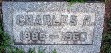 VOLESKY, CHARLES R. - Linn County, Iowa | CHARLES R. VOLESKY