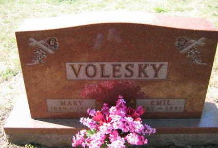 VOLESKY, MARY - Linn County, Iowa | MARY VOLESKY