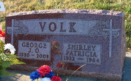 VOLK, GEORGE J. O. - Linn County, Iowa | GEORGE J. O. VOLK