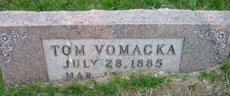 VOMACKA, TOM - Linn County, Iowa | TOM VOMACKA