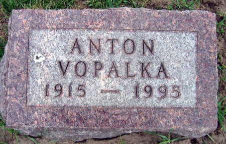 VOPALKA, ANTON - Linn County, Iowa | ANTON VOPALKA