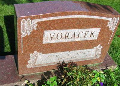 VORACEK, ANTON - Linn County, Iowa | ANTON VORACEK
