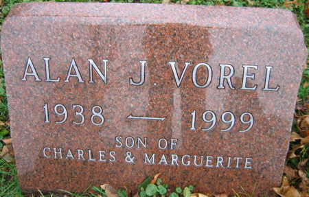 VOREL, ALAN J. - Linn County, Iowa | ALAN J. VOREL
