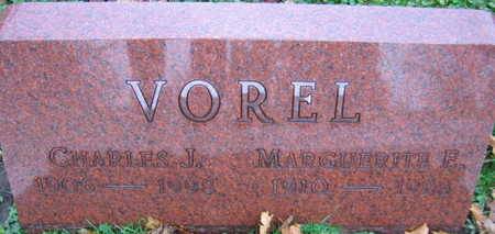 VOREL, MARGUERITE E. - Linn County, Iowa | MARGUERITE E. VOREL