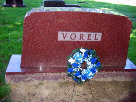 VOREL, FAMILY STONE - Linn County, Iowa | FAMILY STONE VOREL