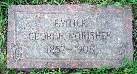 VORISHEK, GEORGE - Linn County, Iowa | GEORGE VORISHEK