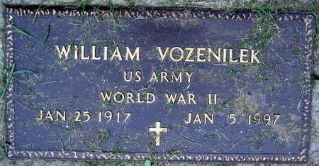 VOZENILEK, WILLIAM - Linn County, Iowa | WILLIAM VOZENILEK