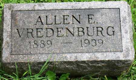 VREDENBURG, ALLEN E. - Linn County, Iowa | ALLEN E. VREDENBURG