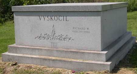 VYSKOCIL, RICHARD W. - Linn County, Iowa | RICHARD W. VYSKOCIL
