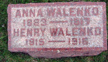 WALENKO, HENRY - Linn County, Iowa | HENRY WALENKO