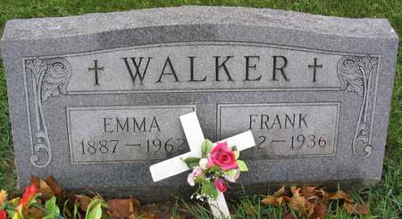 WALKER, EMMA - Linn County, Iowa | EMMA WALKER