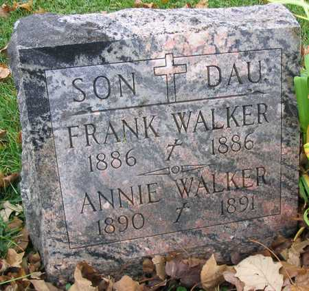 WALKER, FRANK - Linn County, Iowa | FRANK WALKER