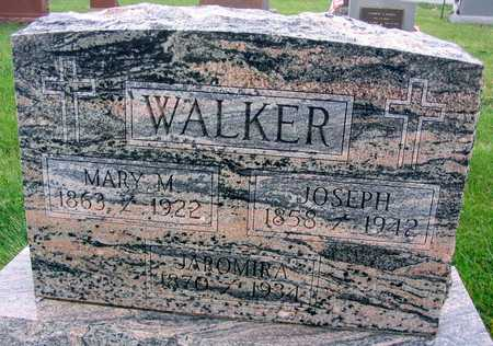 WALKER, JOSEPH - Linn County, Iowa | JOSEPH WALKER