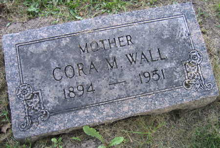WALL, CORA M. - Linn County, Iowa | CORA M. WALL