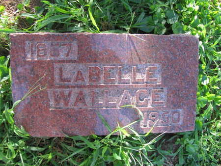 WALLACE, LABELLE - Linn County, Iowa | LABELLE WALLACE