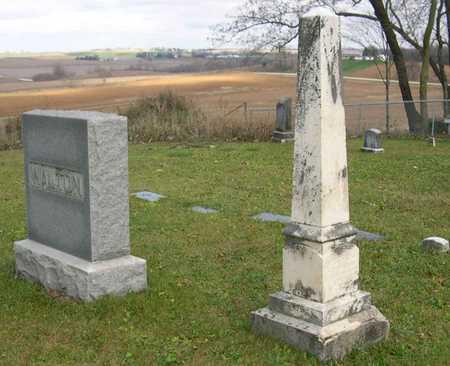 WALTON, FAMILY STONE - Linn County, Iowa | FAMILY STONE WALTON