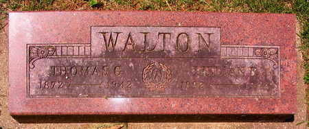 WALTON, LILLIAN - Linn County, Iowa | LILLIAN WALTON