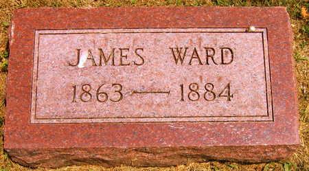 WARD, JAMES - Linn County, Iowa | JAMES WARD
