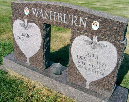 WASHBURN, RITA - Linn County, Iowa | RITA WASHBURN
