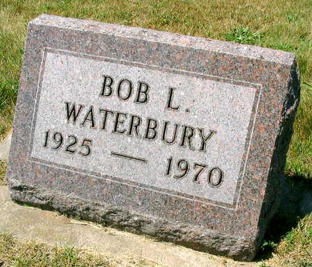 WATERBURY, BOB L. - Linn County, Iowa | BOB L. WATERBURY