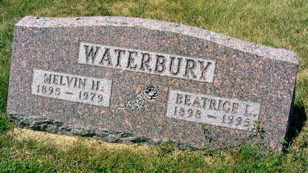 WATERBURY, BEATRICE L. - Linn County, Iowa | BEATRICE L. WATERBURY
