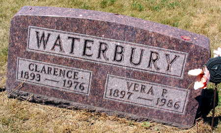 WATERBURY, CLARENCE - Linn County, Iowa | CLARENCE WATERBURY
