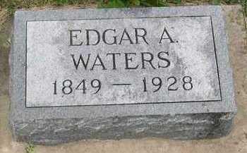 WATERS, EDGAR A. - Linn County, Iowa | EDGAR A. WATERS