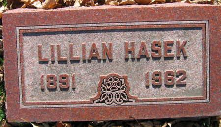 HASEK WAVRIN, LILLIAN - Linn County, Iowa | LILLIAN HASEK WAVRIN