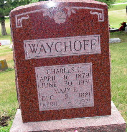 WAYCHOFF, CHARLES C. - Linn County, Iowa | CHARLES C. WAYCHOFF