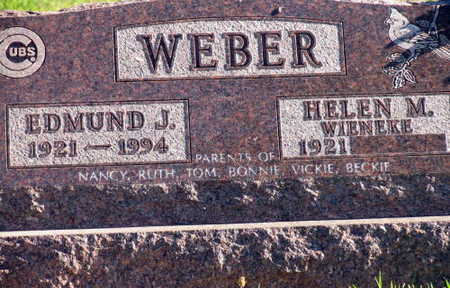 WEBER, EDMUND J. - Linn County, Iowa | EDMUND J. WEBER