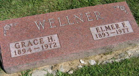 WELLNER, GRACE H. - Linn County, Iowa | GRACE H. WELLNER