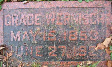 WERNISCH, GRACE - Linn County, Iowa   GRACE WERNISCH