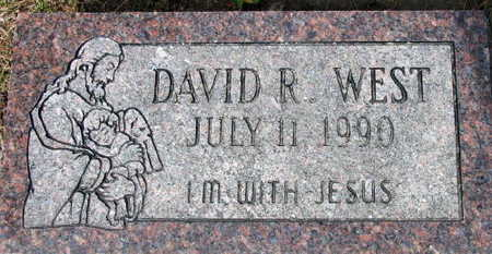 WEST, DAVID R. - Linn County, Iowa | DAVID R. WEST