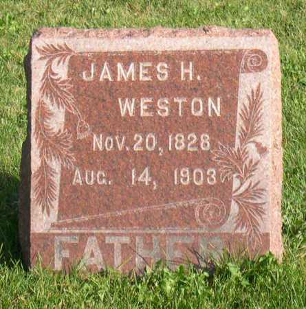 WESTON, JAMES H. - Linn County, Iowa | JAMES H. WESTON
