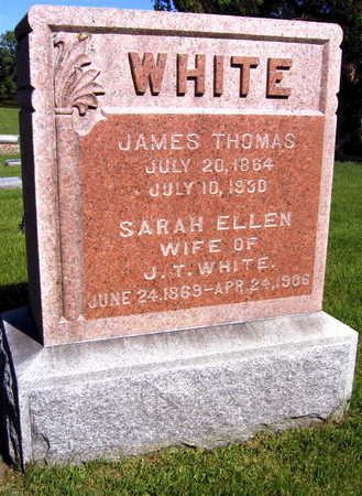 WHITE, JAMES THOMAS - Linn County, Iowa | JAMES THOMAS WHITE