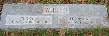 WHITE, PERRY F. - Linn County, Iowa | PERRY F. WHITE
