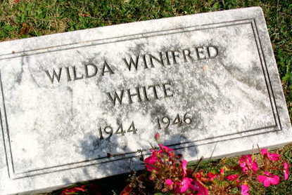 WHITE, WILDA WINIFRED - Linn County, Iowa | WILDA WINIFRED WHITE
