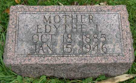 WHITENACK, EDYTHE I. - Linn County, Iowa | EDYTHE I. WHITENACK