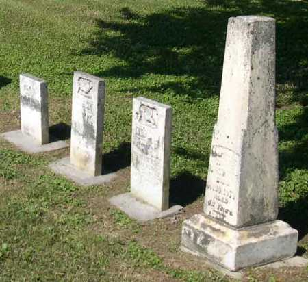 WHITING, FAMILY PLOT - Linn County, Iowa | FAMILY PLOT WHITING